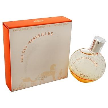 Hermes Eau Des Merveilles EDT Spray, Women, 1.6 oz