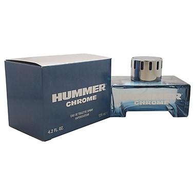 Hummer Chrome EDT Spray, Men, 4.2 oz