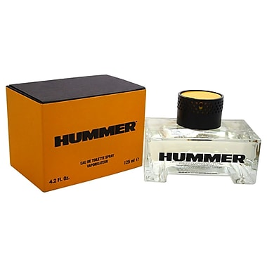 Hummer EDT Spray, Men, 4.2 oz