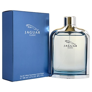 Jaguar (Relaunch) EDT Spray, Men, 3.4 oz