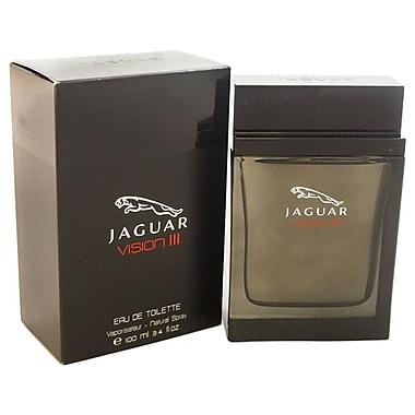 Jaguar Vision III EDT Spray, Men, 3.4 oz