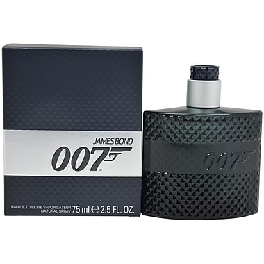 James Bond 007 EDT Spray, Men, 2.5 oz