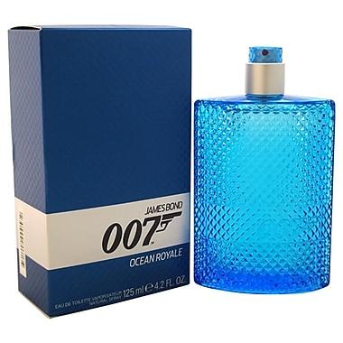James Bond 007 Ocean Royale EDT Spray, Men, 4.2 oz