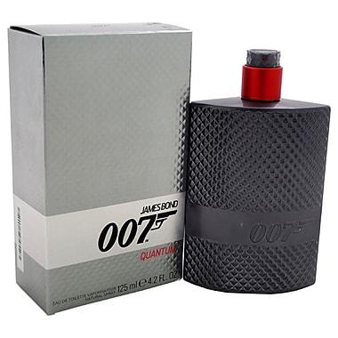 James Bond 007 Quantum EDT Spray, Men, 4.2 oz