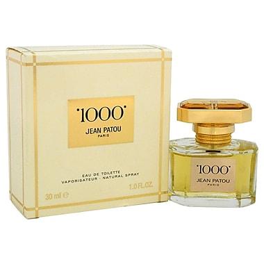 Jean Patou 1000 EDT Spray, Women, 1 oz