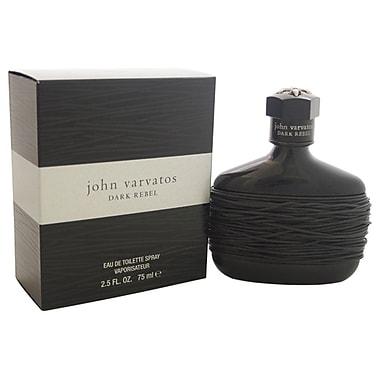 John Varvatos Dark Rebel EDT Spray, Men
