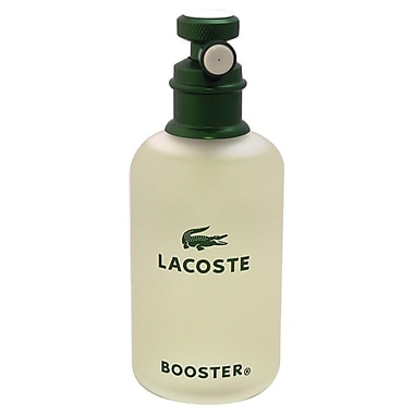 Lacoste Booster EDT Spray, Men, 4.2 oz