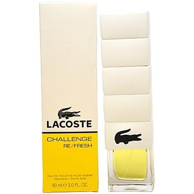 Lacoste Challenge Refresh EDT Spray, Men, 3 oz