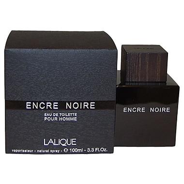 Lalique Encre Noire EDT Spray, Men, 3.3 oz
