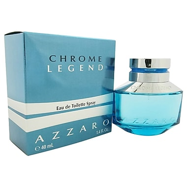 Loris Azzaro Chrome Legend EDT Spray, Men