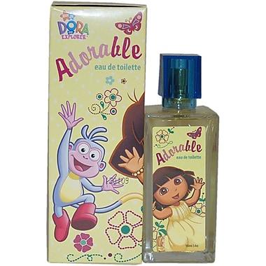 Marmol & Son Dora the Explorer Adorable EDT Spray, Girls, 3.4 oz