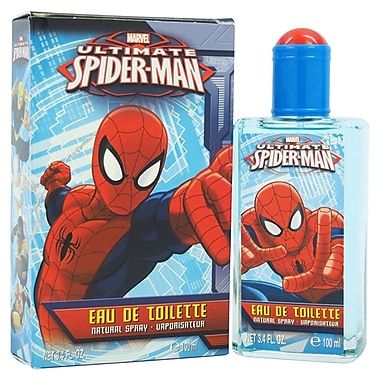 Marvel Ultimate Spider Man EDT Spray, Girls, 3.4 oz