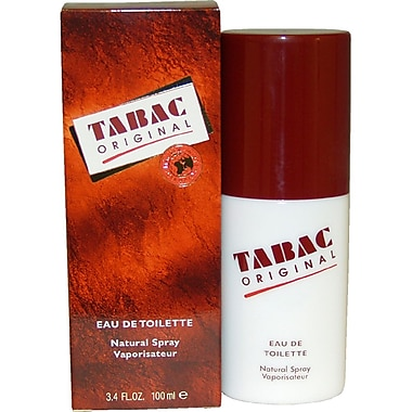 Maurer & Wirtz Tabac Original EDT Spray, Men, 3.4 oz