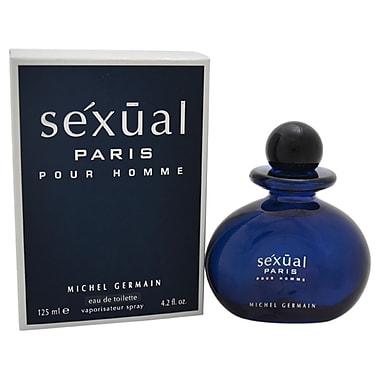 Michel Germain Sexual Paris EDT Spray, Men, 4.2 oz