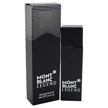Mont Blanc Legend EDT Spray, Men, 0.5 oz