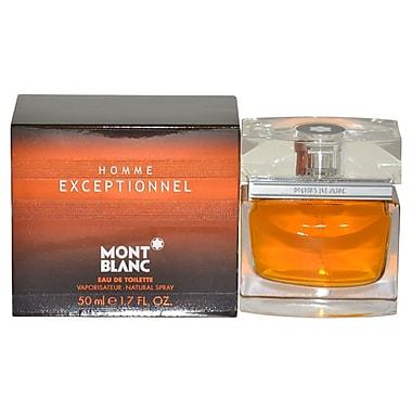 Mont Blanc Exceptionnel EDT Spray, Men, 1.7 oz