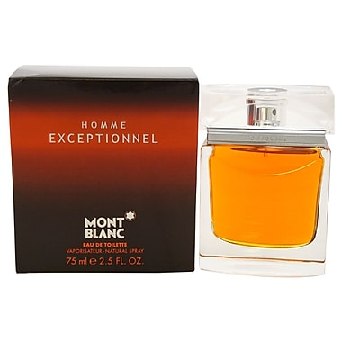 Mont Blanc Exceptionnel EDT Spray, Men, 2.5 oz