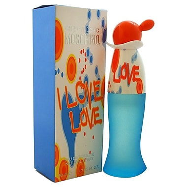 Moschino I Love Love Cheap and Chic EDT Spray, Women, 1.7 oz