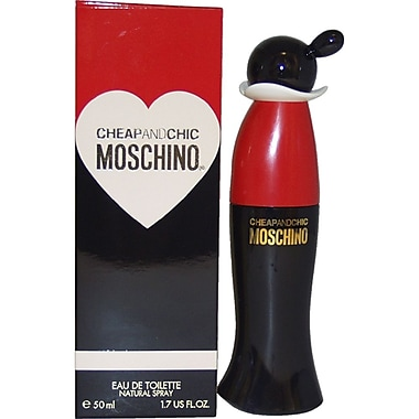 Moschino Cheap and Chic EDT Spray, Women, 1.7 oz