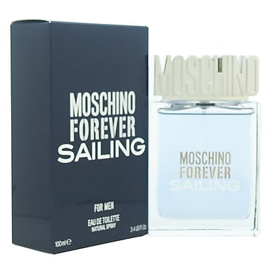Moschino Forever Sailing EDT Spray, Men, 3.4 oz