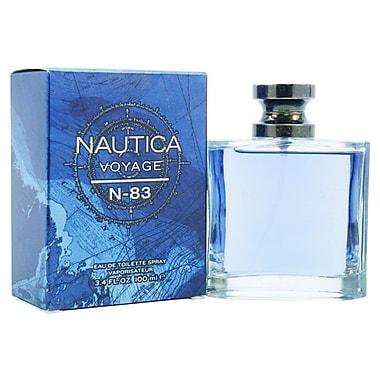 Nautica Voyage N83 EDT Spray, Men, 3.4 oz