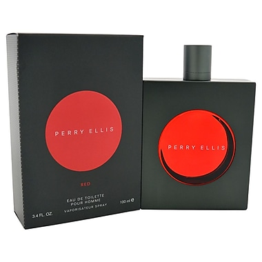 Perry Ellis Red EDT Spray, Men, 3.4 oz