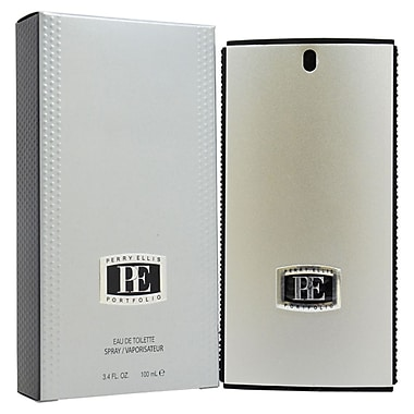Perry Ellis Portfolio EDT Spray, Men, 3.4 oz