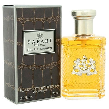 Ralph Lauren Safari EDT Spray, Men, 2.5 oz