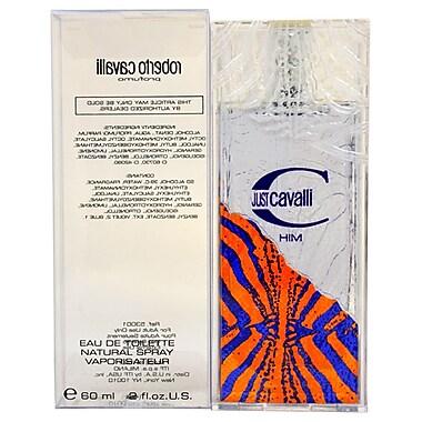 Roberto Cavalli Just Cavalli EDT Spray, Men, 2 OZ