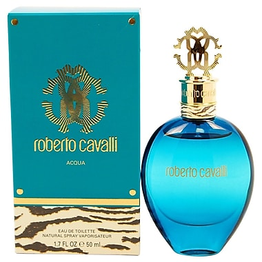 Roberto Cavalli Acqua EDT Spray, Women, 1.7 oz