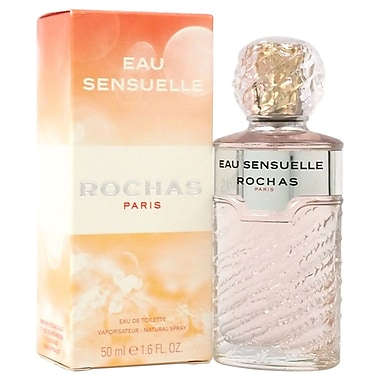 Rochas Eau Sensuelle EDT Spray, Women, 1.6 oz