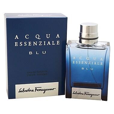 Salvatore Ferragamo Acqua Essenziale Blu EDT Spray, Men, 1.7 oz