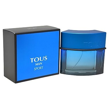 Tous Man Sport EDT Spray, Men, 3.4 oz