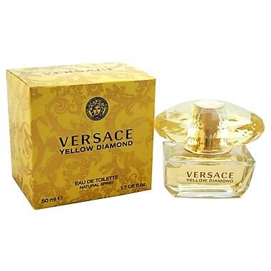 Versace Yellow Diamond EDT Spray, Women, 1.7 oz
