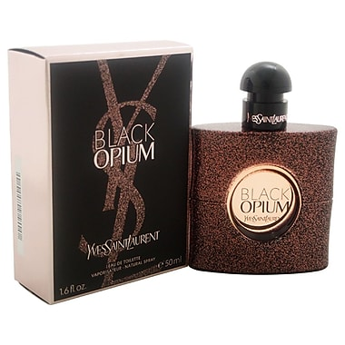 Yves Saint Laurent Black Opium EDT Spray, Women