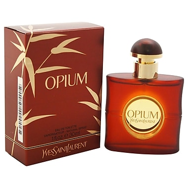 Yves Saint Laurent Opium EDT Spray, Women