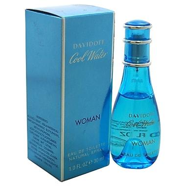 Zino Davidoff Cool Water EDT Spray, Women, 1 oz