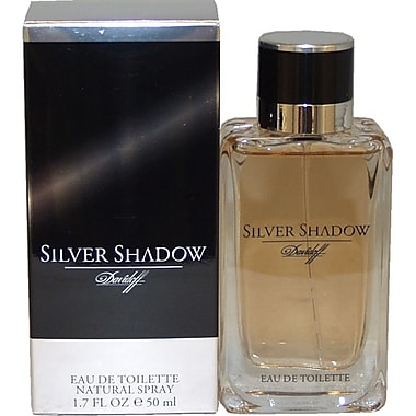 Zino Davidoff Silver Shadow EDT Spray, Men