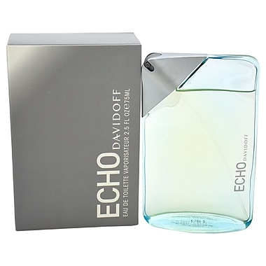 Zino Davidoff Echo EDT Spray, Men, 2.5 oz