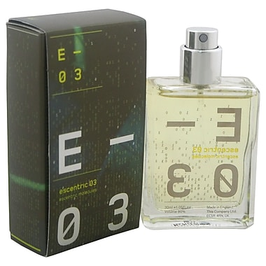 Escentric Molecules Escentric 03 EDT Spray, Unisex, 1.05 oz EDT Spray (Refill)