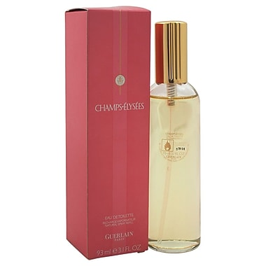 Guerlain Champs Elysees EDT Spray Refill, Women, 3.1 oz