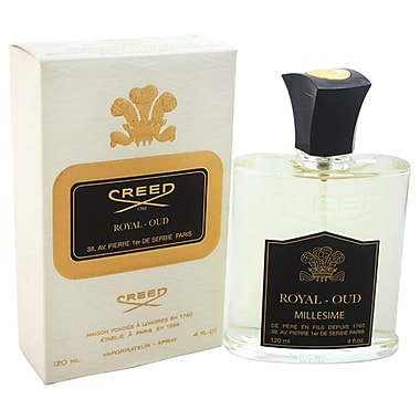 Creed Royal Oud Millesime Spray, Unisex, 4 oz