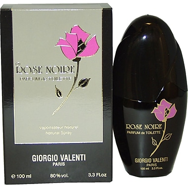 Giorgio Valenti Rose Noire PDT Spray, Women, 3.3 oz