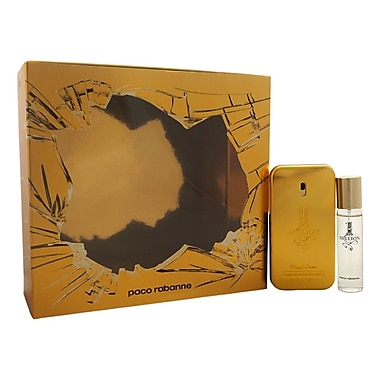 Paco Rabanne 1 Million Set, Men, 2/Piece