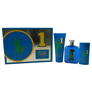 Ralph Lauren The Big Pony Fragrance Collection # 1 Set, Men, 3/Piece