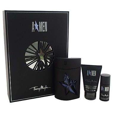 Thierry Mugler Angel Set, Men, 3/Piece