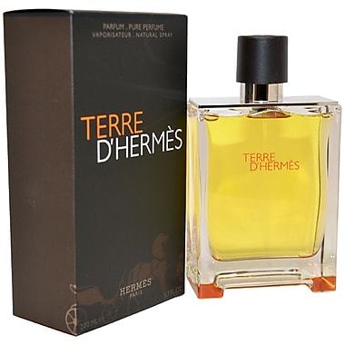 Hermes Terre D'Hermes Pure Perfume Spray, Men, 6.7 oz