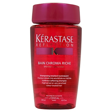 Kerastase Reflection Bain Chroma Riche Shampoo, 8.5 oz