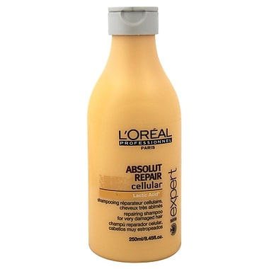 L'Oreal Professional Serie Expert Absolut Repair Cellular Shampoo, 8.45 oz