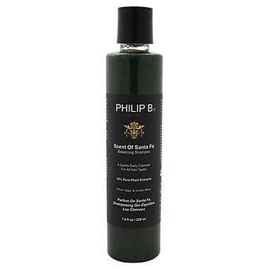 Philip B Scent of Santa Fe Balancing Shampoo, 7.4 oz